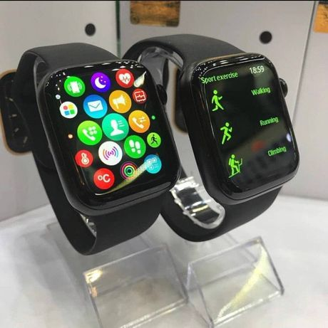 НОВИНКА! Apple Watch 6 Series LUX   Смарт Часы   iPhone iOS   Андроид
