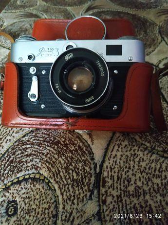 Объектив от фотоаппарата ФЭД-3