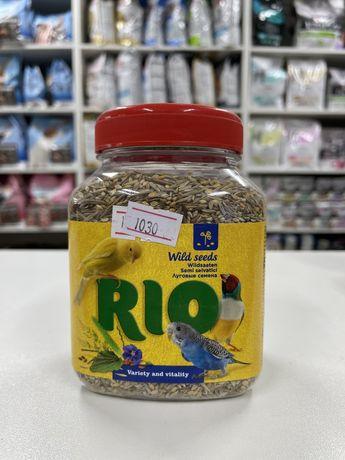 Луговые семена. Дополнительный корм для декоративных птиц.