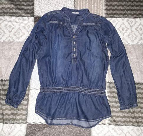 Дънкова риза за ръст 146-152