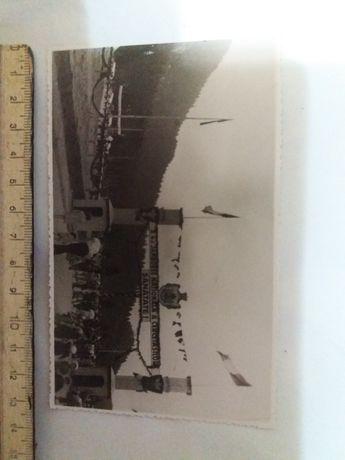Carte postala fotografie Jamboreea Poiana Brasov 1936