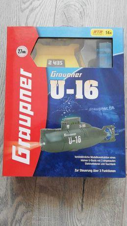 Submarin pentru acvariu sau piscina -marca Graupner