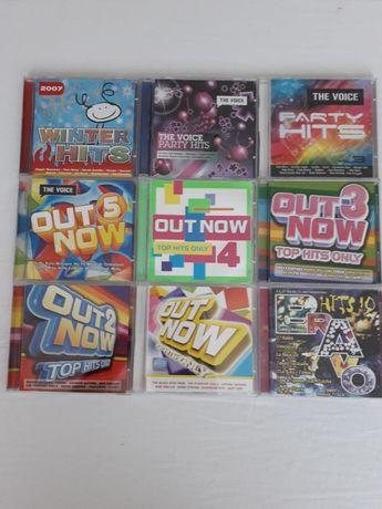 Матрични CD-та с поп музика
