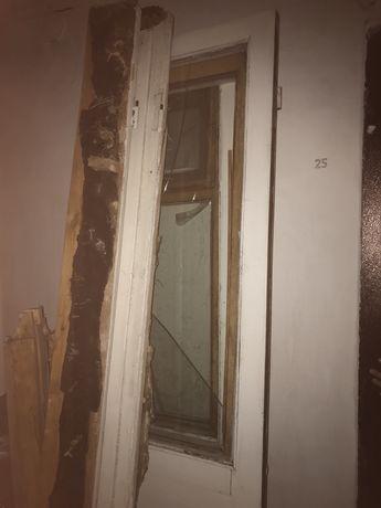 Отдам бу балконные рамы