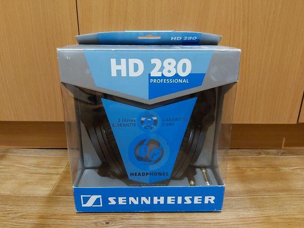 Новые студийные наушники SENNHEISER HD280PRO (64ом)