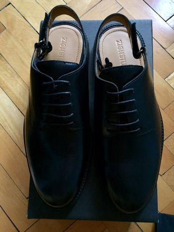 Pantofi casual ZIGN premium (pret magazin 180 eur)