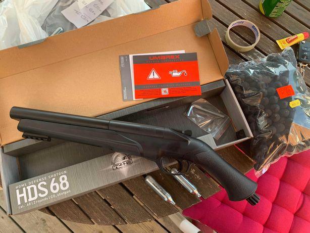 Pusca/Shootgun Airsoft UMAREX Cal.68/20-23jouli FULL METAL
