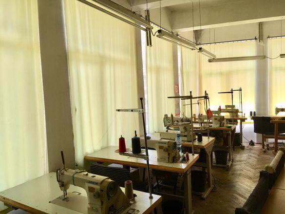Оборудване за шивашки цех,шевни машини и помощни материали