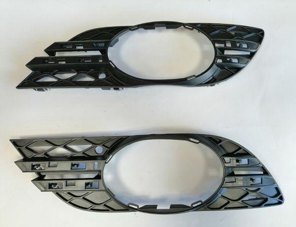 Решетки за броня Авангард на Мерцедес Е-класа W211