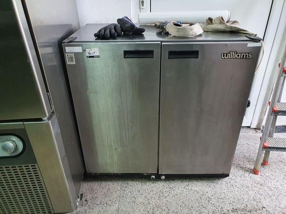 Хладилна,подбарова инокс 90на50на90см 800лв