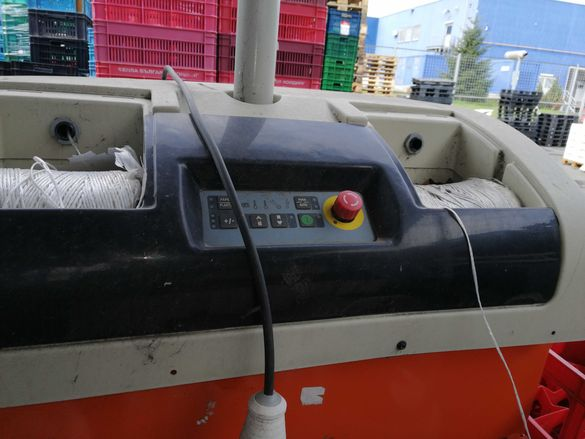Пакетиваща преса Orwak Compactor 3105