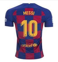 Промо Екип Меси + Подарък Футболна топка Сезон 19/20 Барселона
