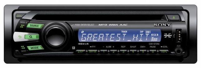 Radio cd Sony CDX-GT 39U