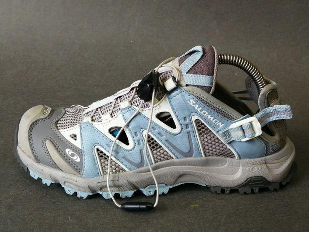Ghete sandale munte dama  37 38 SALOMON  - Aerisiri / Hidro  Ca si NOI