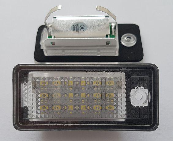 Lampi numar 18 LED-uri AUDI A6 - BERLINA / VARIANT - CAN BUS