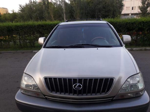 Lexus rx в хорошем состоянии