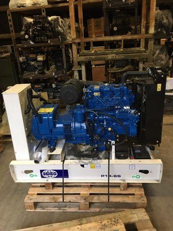 Generator 14KVA F G WILSON - Cu motor Perkins 404D-22 - Nou