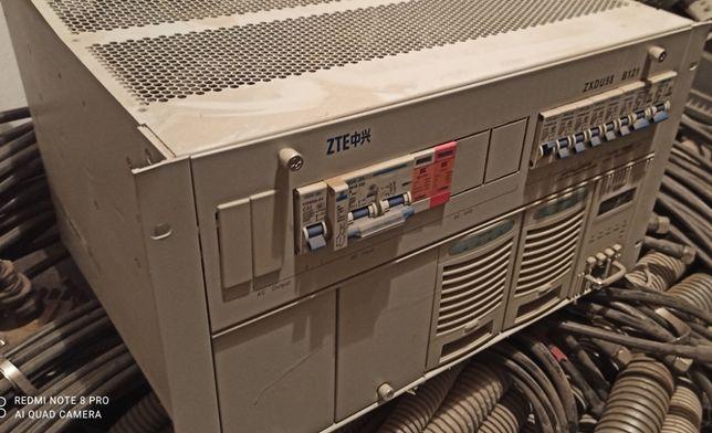 Продается ZTE -48 30A ZXDU58 B121 система питания до 120A