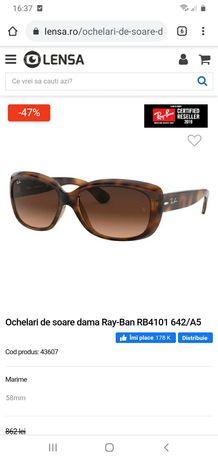 Lentile vedere ochelari RB4101