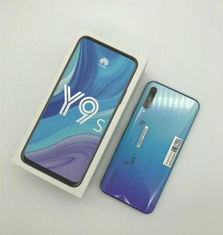 «Рассрочка 0 %» Huawei Y9 S 128GB «Ломбард Белый»