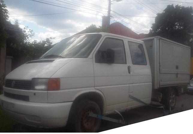 Dezmembrez VW T4 Transporter Doka Camioneta Piese Sasiu 2,5 TDI ACV