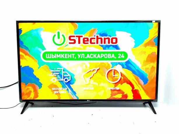 Телевизор SMART LG 43LJ622V Рассрочка 12мес! 1год Гарантия!