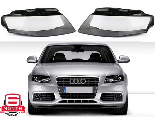 Sticla far Audi A4 B8 (2008-2012) Capac Geamuri