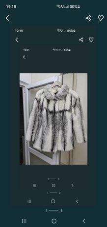 Vând haina de nurca imperiala