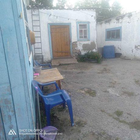 Дом в посёлке Владимировка