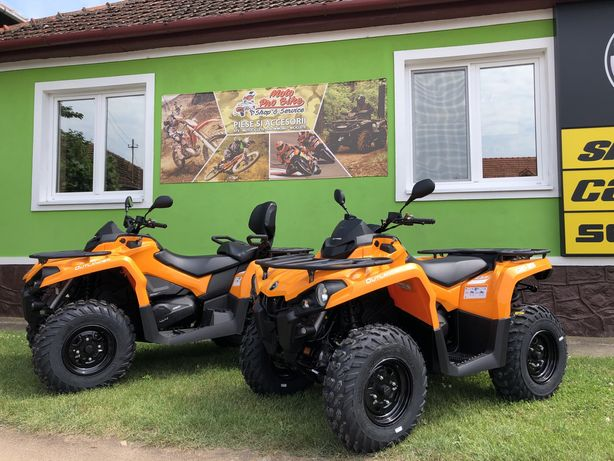 Can Am Outlander 450 DPS T ABS 2020 ‼️