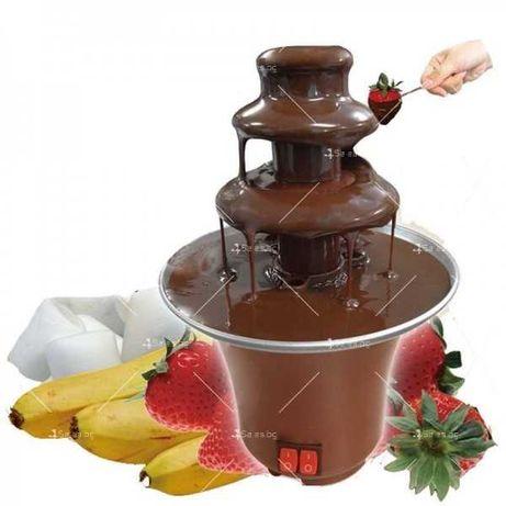 Мини Машина за Шоколадов фонтан Фондьо