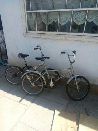 разные велосипеды.