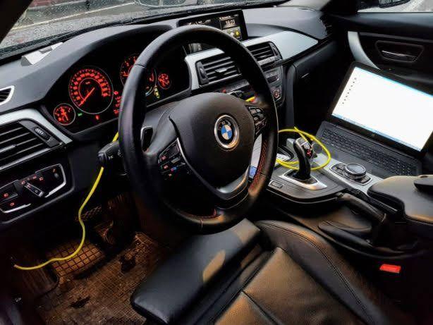 Codari BMW, activare funcții, update software