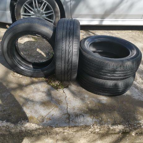 4 броя летни гуми Bridgestone Turanza