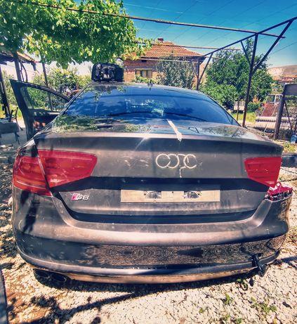 Audi A8 S8 4.2FSI На части