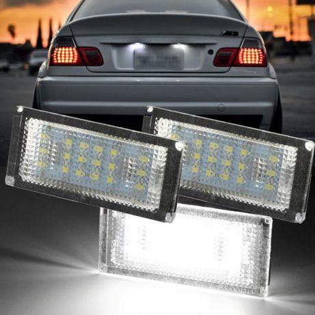 BMW E46 98-05 LED диодни плафони за заден регистрационен номер за БМВ