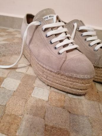 Pantofi Miu Miu nr 36,5