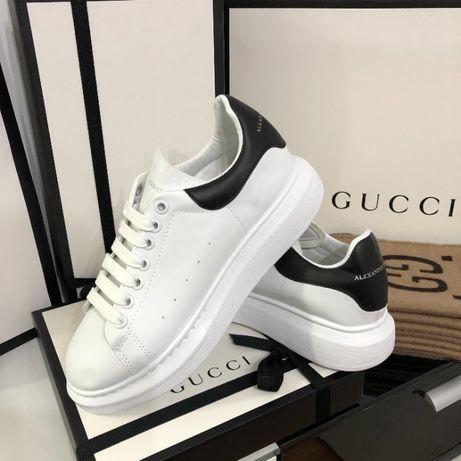 Sneakers Adidasi Patofi Tenisi Alexander Mcqueen Barbati Model 2021