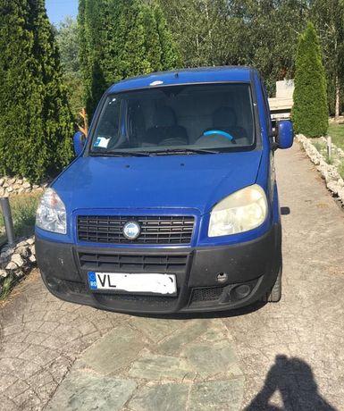 Fiat doblo 2008 motor 1300 multijet