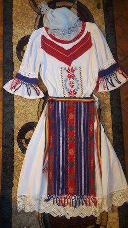 Costum popular copii
