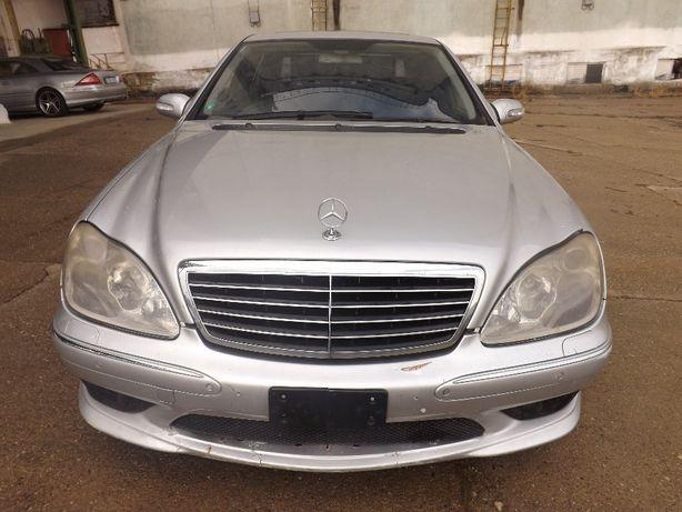 Dezmembrez Mercedes s class/w220/pachet amg/piese s class/face lift/