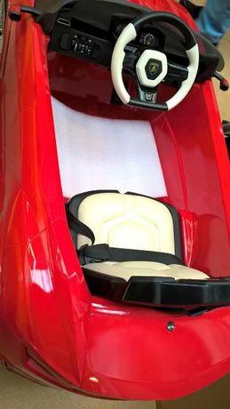 Masinuta electrica Lamborghini rosu 12 V