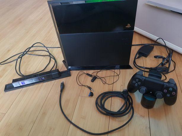 Play station 4 игровая приставка