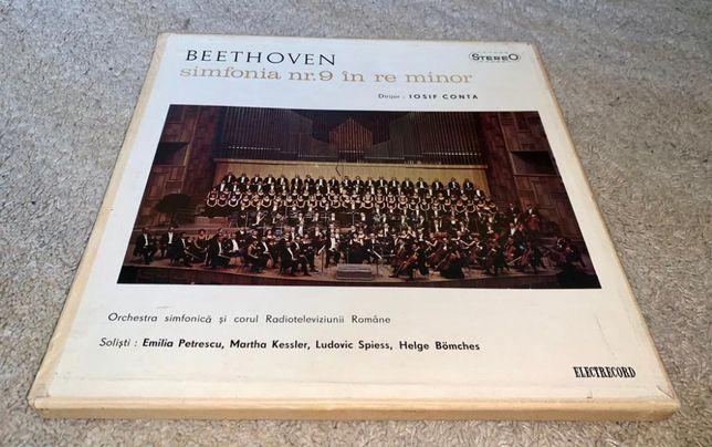 Vinyl de colectie - Beethoven - Simfonia Nr. 9 - Re Minor