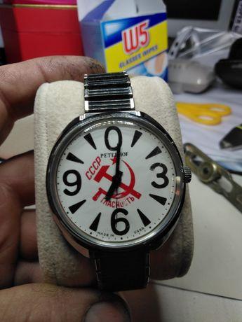 Vând ceas mecanic Peterhof Grande  0