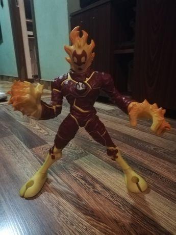 BEN 10 Epic Alien - Heatblast Inferno