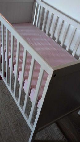 Pătuț bebeluș IKEA