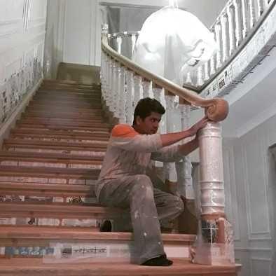 Реставрация,покраска,изготовление лестниц,покраска фасадов.