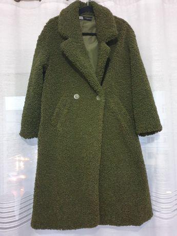 Palton Teddy Zara M
