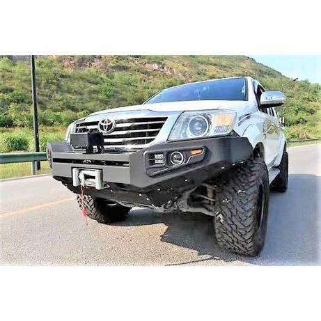 Bara aluminiu pentru Toyota Hilux 2011-2015 - Conqueror 4x4
